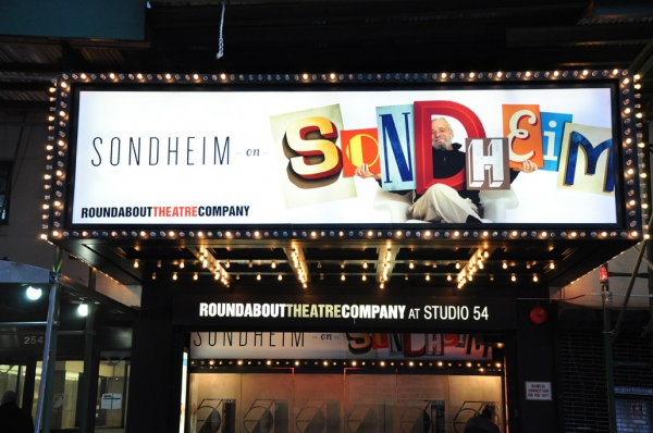 Sondheim on Sondheim musical