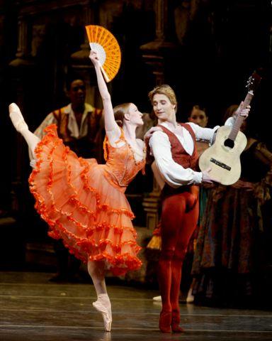 Dance Review: D... Ethan Stiefel Gillian Murphy
