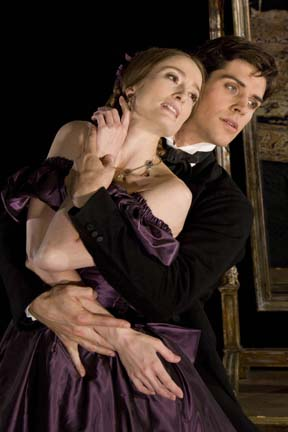 American Ballet Julie Kent and Roberto Belle Lady of the Camellias