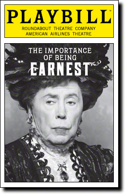 The importance of being earnest gender roles