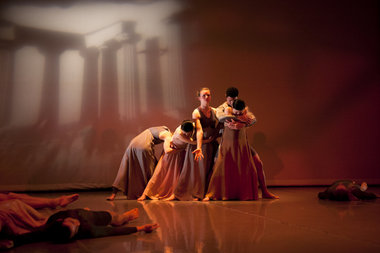 Sokolow Theater Dance Ensemble photo by Meems