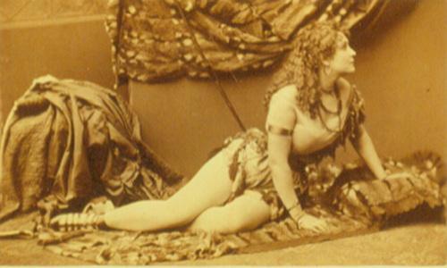 transsexual fasnion model