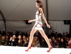 LA Fashion Weekend, Tracey Paleo, Gia On The Move