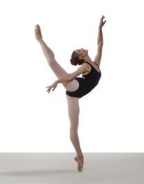 Joffrey Ballet Dancer Katie Muesen