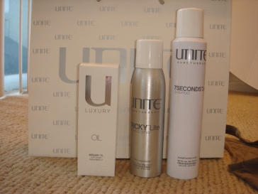Unite GO247_ hair products