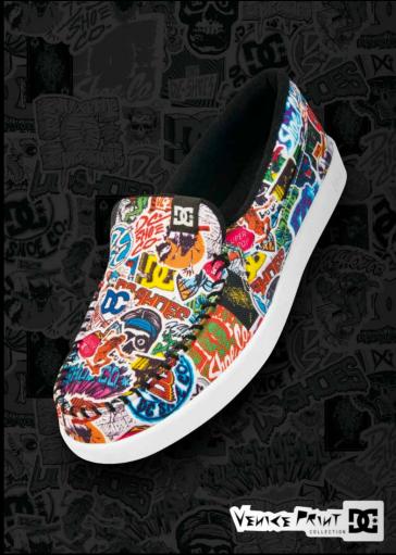 Villain SP - DC Shoes Fall 2012