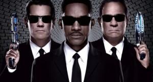 men in black at SETIcon 2012