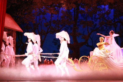 Classical Ballet of Ghuangzhou