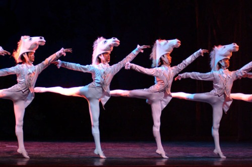 Classical Ballet of Guangzhou China