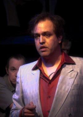 The Magic Bullet Theory Marz Richards as Jack Ruby