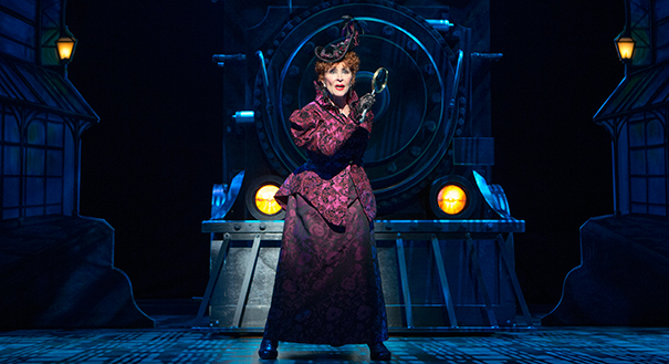Chita Riviera in The Mystery of Edwin Drood