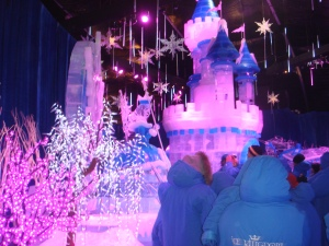 ICE KINGDOM AT CHILL QUEEN MARY