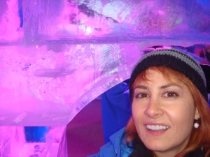 Gia On The Move at Queen Mary Chill Ice Kingdom