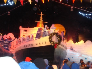 Queen Mary Ice Kingdom at Chill