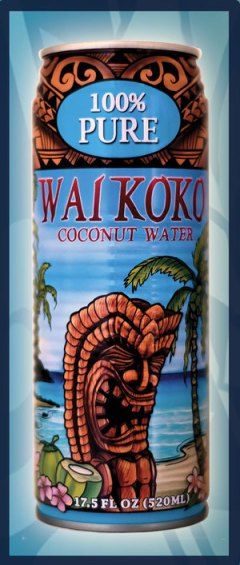 Waikoko Coconut Water