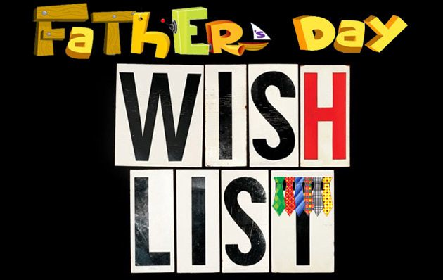 fathers day wish list fashion shopping