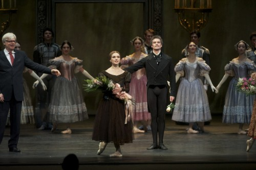 Irina Dvorovenko Final Curtain of Onegin