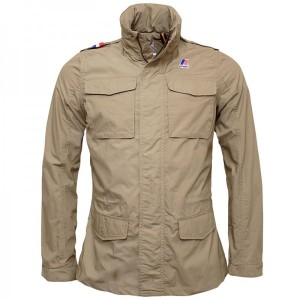 k-way manfield-cotton-plus jacket