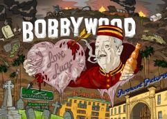 Bobbywood, theatre review Bobby Jellison, Hollywood Fringe Festival, I Love Lucy, television, celebrities, Gia, Gia On The Move