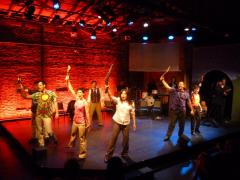 The Time Machine Musical Hollywood Fringe Festival theater review