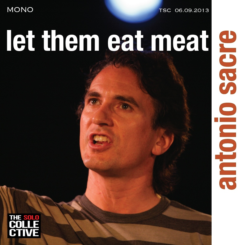 Let Them Eat Meat, theater, comedy, greek myth, childhood obesity, Gia, Gia On The Move