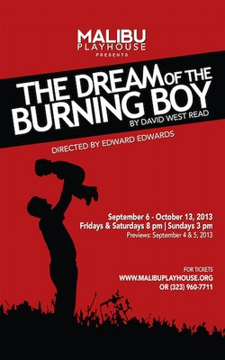 The Dream of the Burning Boy theatre, plays, malibu playhouse