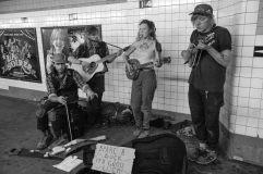new york city subway musicians