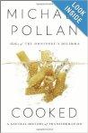 cooked, food, Michael Pollan