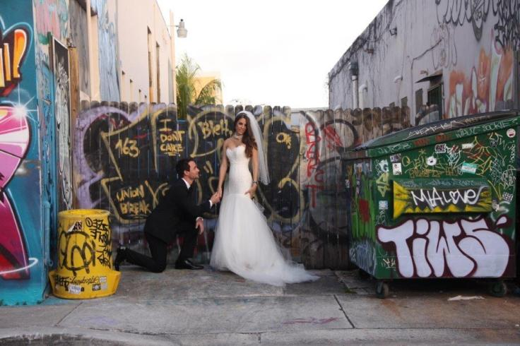 marriage in the modern age photography by Robert Zuckerman featuring newlywed couple, Katherine and Jordan Niefeld