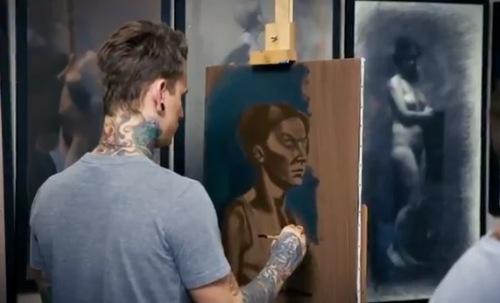 London Reese, Tattoo Artist