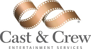 CAST & CREW ENTERTAINMENT SERVICES LOGO