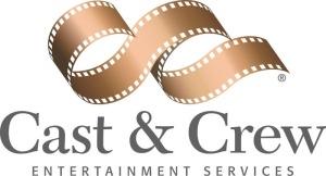 CAST & CREW ENTERTAINMENT SERVICES LOGO