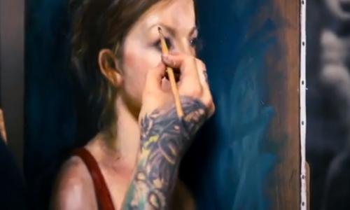 Fine Art History Meets Tattoo