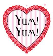 Valentine's Day, Recipes