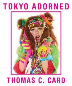 Tokyo Adorned Book Cover