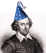 The Bard 450 years