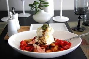 Summer Burata Salad