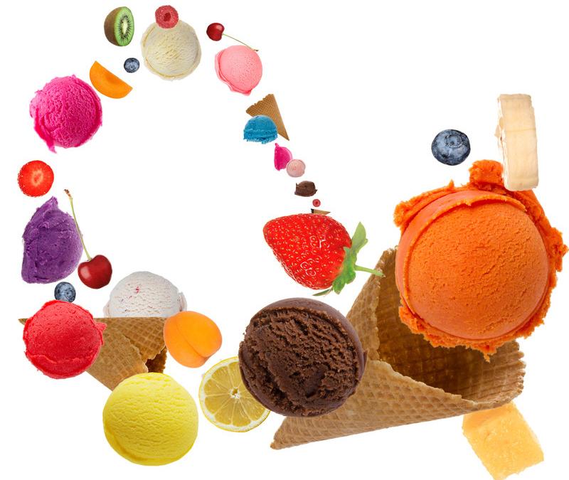 ice cream delights
