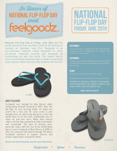 National-Flip-Flop-Day