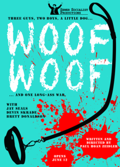 Woof Woof Hollywood Fringe Festival