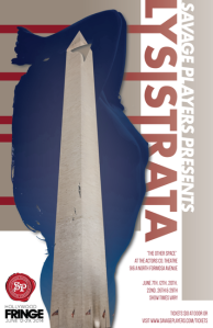 Lysistrata Hollywood Fringe Festival