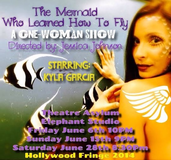 The Mermaid Who Learned How to Fly
