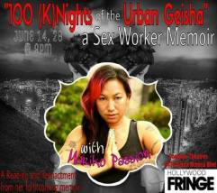 100 (K)nights of the Urban Geisha Hollywood Fringe Festival