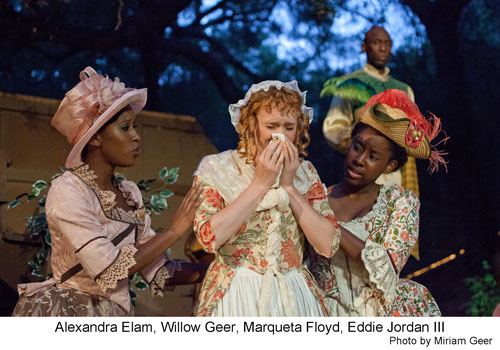 All's Well That Ends Well, Shakespeare, Theatricum Botanicum, Gia On The Move