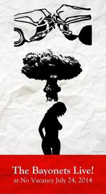 The Bayonets promo poster
