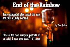 End of the Rainbow show poster
