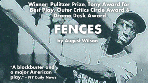 Fences - August Wilson poster