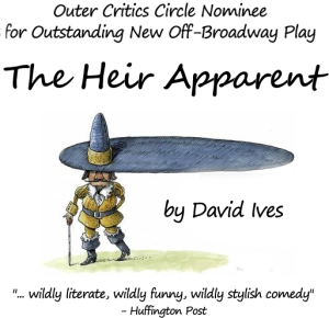 The Heir Apparent poster