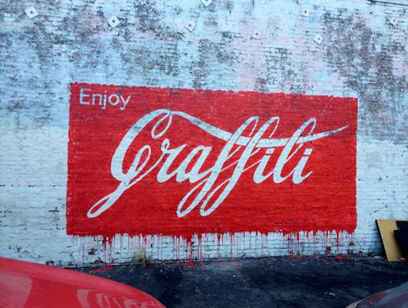 Enjoy Graffiti