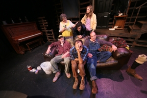 Buried Child cast